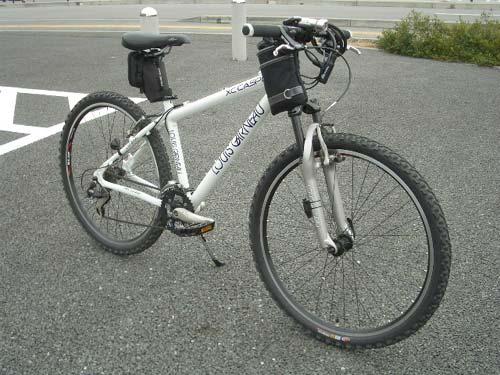 自転車(MTB)はタイヤ交換する ...